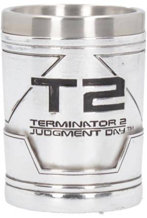 Terminator 2: Judgment Day Shot Glass Cyberdyne Systems