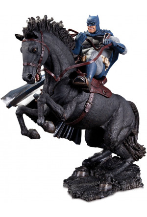 The Dark Knight Returns Mini Battle Statue A Call To Arms 20 cm