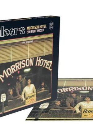 The Doors Puzzle Morrison Hotel