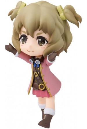 The Kotobuki Squadron in The Wilderness Figuarts mini Action Figure Chika 9 cm