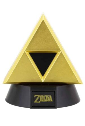 The Legend of Zelda 3D Icon Light Gold Triforce 10 cm