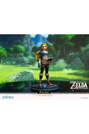 The Legend of Zelda Breath of the Wild PVC Statue Zelda 25 cm