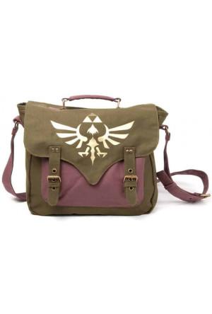 The Legend of Zelda Messenger Bag Golden Triforce