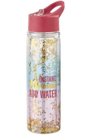 The Little Mermaid Water Bottle Instant Mermaid