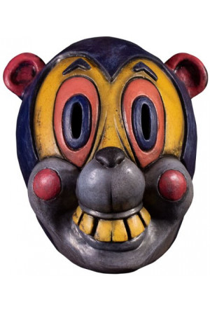 The Umbrella Academy Mask Hazel
