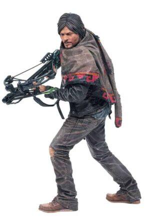 The Walking Dead Deluxe Action Figure Daryl Dixon 25 cm
