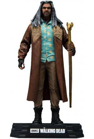 The Walking Dead TV Version Action Figure Ezekiel 18 cm