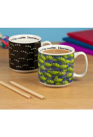 Toy Story Heat Change Mug Alien