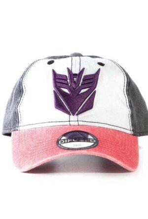 Transformers Baseball Cap Decepticons