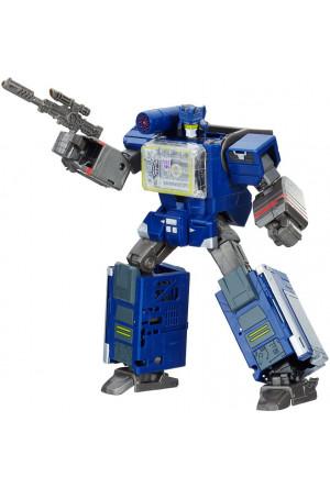 Transformers Bumblebee Greatest Hits Action Figure Soundwave & Doombox 23 cm