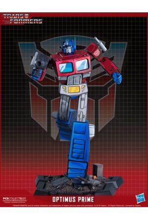 Transformers Classic Scale Statue Optimus Prime 27 cm