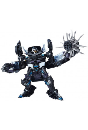 Transformers Masterpiece Movie Series Action Figure Barricade MPM-5 18 cm