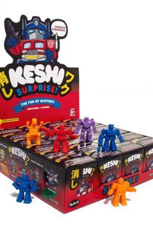 Transformers Mini Figures 4 cm Keshi Surprise Autobots Display (24)