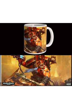 Warhammer 40K Mug Kharn the Betrayer