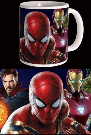 Avengers Infinity War Mug Spider-Man