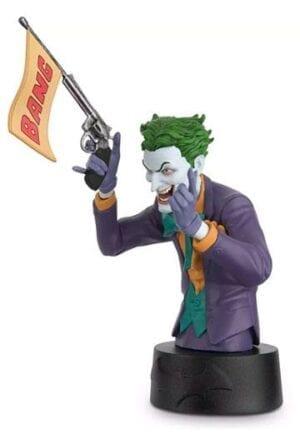 Batman Universe Collector's Busts 1/16 #02 The Joker 17 cm