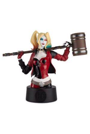Batman Universe Collector's Busts 1/16 #03 Harley Quinn 13 cm