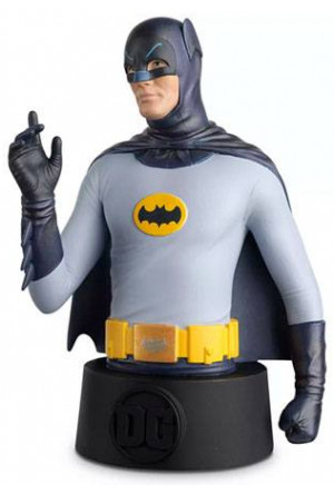 Batman Universe Collector's Busts 1/16 #25 Batman 1966 13 cm