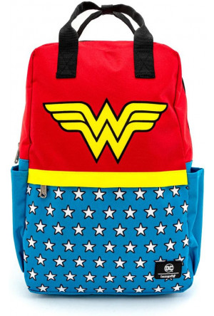 DC Comics by Loungefly Backpack Wonder Woman Vintage