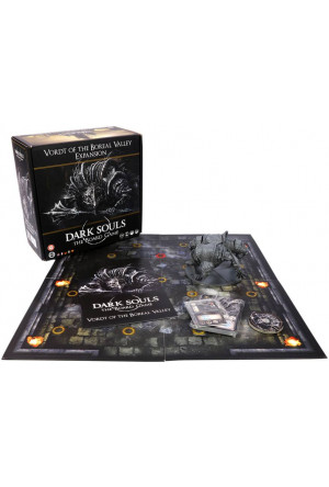 Dark Souls The Board Game Expansion Vordt of the Boreal Valley
