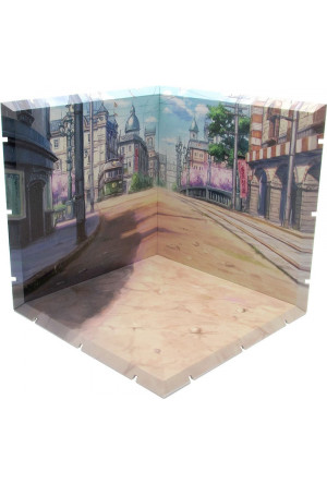 Dioramansion 150 Decorative Parts for Nendoroid and Figma Figures Imperial Capital (Daytime)