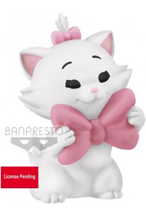 Disney Cutte! Fluffy Puffy Mini Figure Marie 4 cm