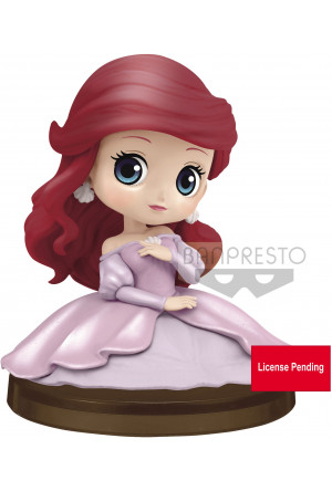 Disney Q Posket Petit Mini Figure Ariel 4 cm