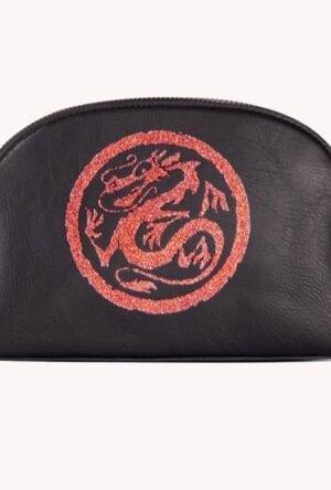 Disney Wash Bag Mulan Dragon