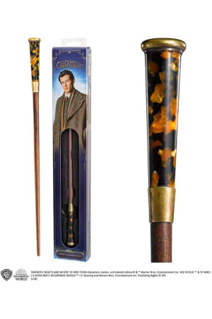 Fantastic Beasts Wand Replica Theseus Scamander 38 cm
