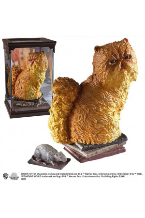 Harry Potter Magical Creatures Statue Crookshanks 13 cm