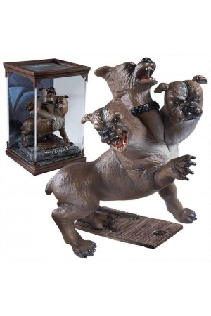 Harry Potter Magical Creatures Statue Fluffy 13 cm
