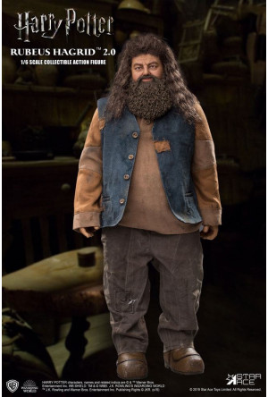 Harry Potter My Favourite Movie Action Figure 1/6 Rubeus Hagrid 2.0 40 cm