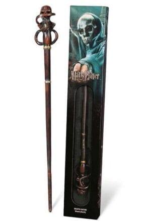 Harry Potter Wand Replica Death Eater Swirl 38 cm