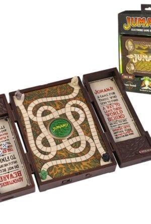 Jumanji Board Game Collector Mini Prop Replica 25 cm