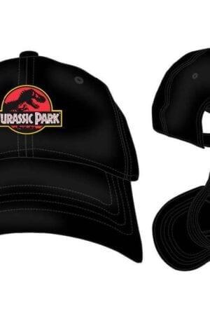 Jurassic Park Dad Cap Logo