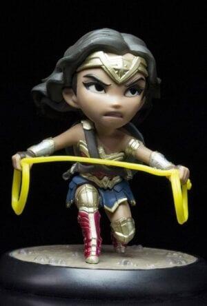Justice League Movie Q-Fig Figure Wonder Woman 9 cm