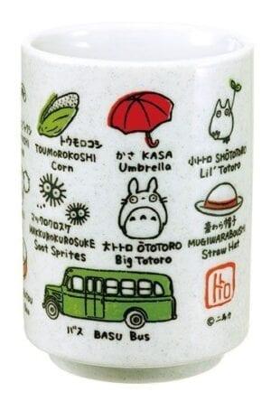 My Neighbor Totoro Japanese Tea Cup Characters