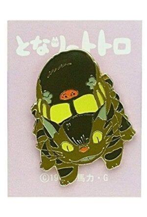 My Neighbor Totoro Pin Badge Cat Bus 2 T-43