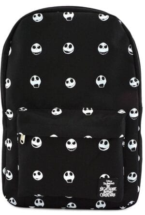 Nightmare before Christmas by Loungefly Backpack Jack Skellington Faces