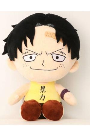 One Piece Plush Figure Ace 25 cm