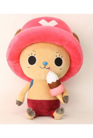 One Piece Plush Figure Chopper New Ver. 1 45 cm