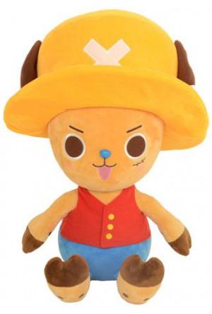 One Piece Plush Figure Chopper x Luffy 20 cm