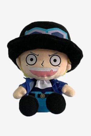 One Piece Plush Figure Sabo 20 cm