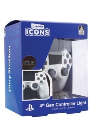 Sony PlayStation 3D Icon Light PlayStation 4th Gen Controller