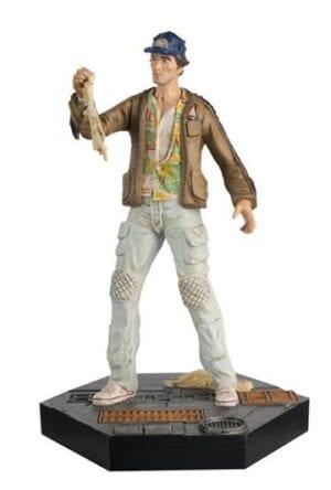 The Alien & Predator Figurine Collection Brett (Alien) 13 cm