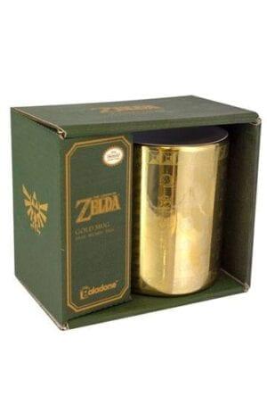 The Legend of Zelda Mug Glossary
