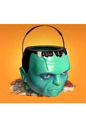 Universal Monsters Superbucket Frankenstein 18 cm