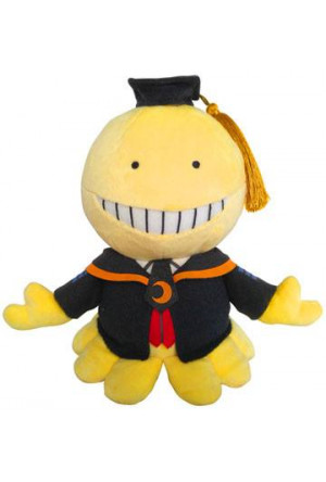 Assassination Classroom Plush Figure Koro Sensei 25 cm