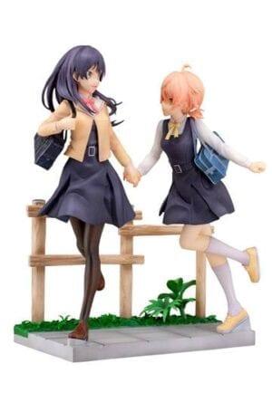 Bloom into you Statue 1/8 Yuu Koito & Touko Nanami 18 cm