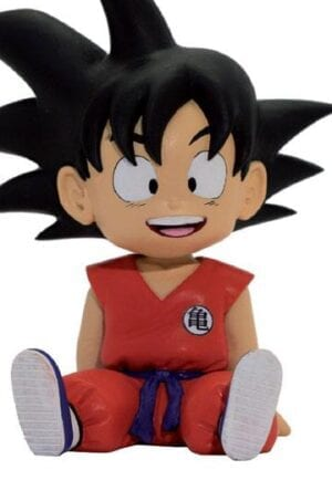 Dragon Ball Bust Bank Son Goku 14 cm
